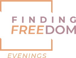 Finding Freedom Evenings logo
